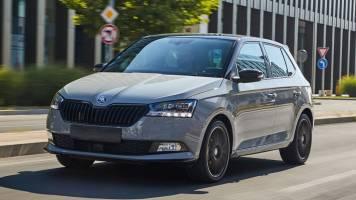 Operatívny leasing Škoda Fabia