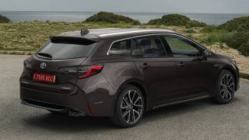 Toyota Corolla Executive operativnz leasing