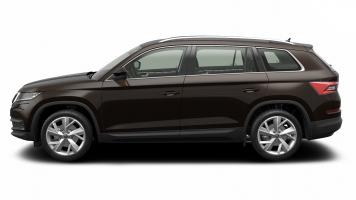 Škoda Kodiaq na operatívny leasing s RAI Internacional