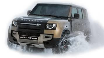 operativny leasing land rover defender