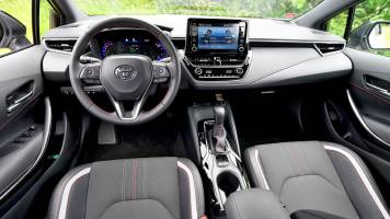 Toyota Corolla TS GR sport na operativny leasing