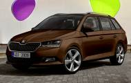 Škoda Fabia Combi na dlhodobý prenájom
