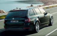 Dlhodobý prenájom Škoda Octavia 2017 RAI Internacional