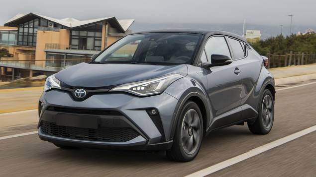 Toyota C-HR Operativny leasing
