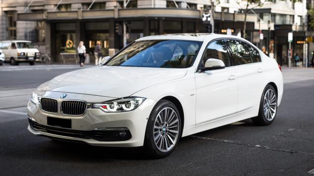 BMW Série 3 na dlhodobý prenájom s RAI Inte