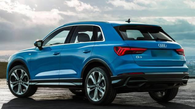 Audi Q3 na operatívny leasing