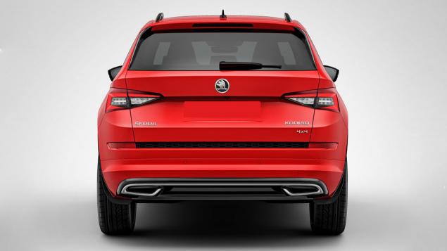 Škoda Kodiaq Sportline na operatívny leasing s RAI Internacional