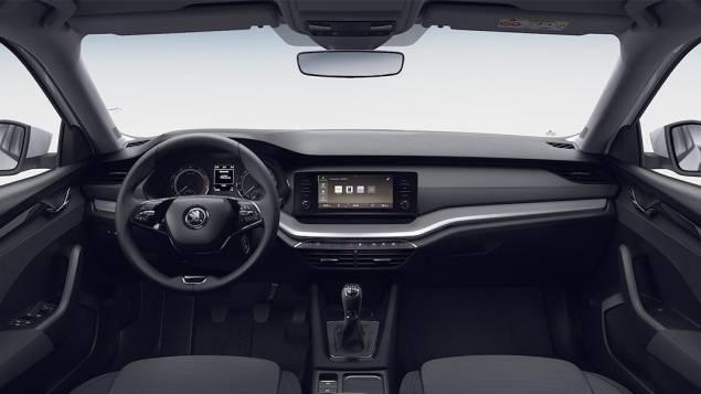Škoda Octavia IV na dlhodobý prenájom