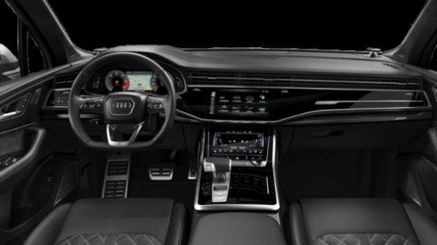 Audi SQ7 na operatívny leasing