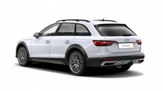 Audi A4 Allroad na operativny leasing