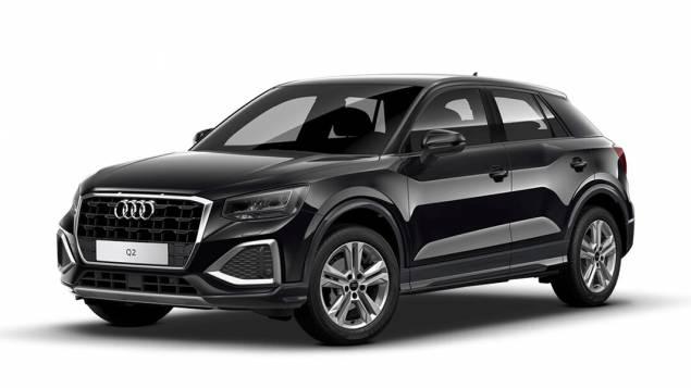 Audi Q2 operativny leasing