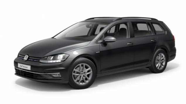 VW Golf na dlhodobý prenájom